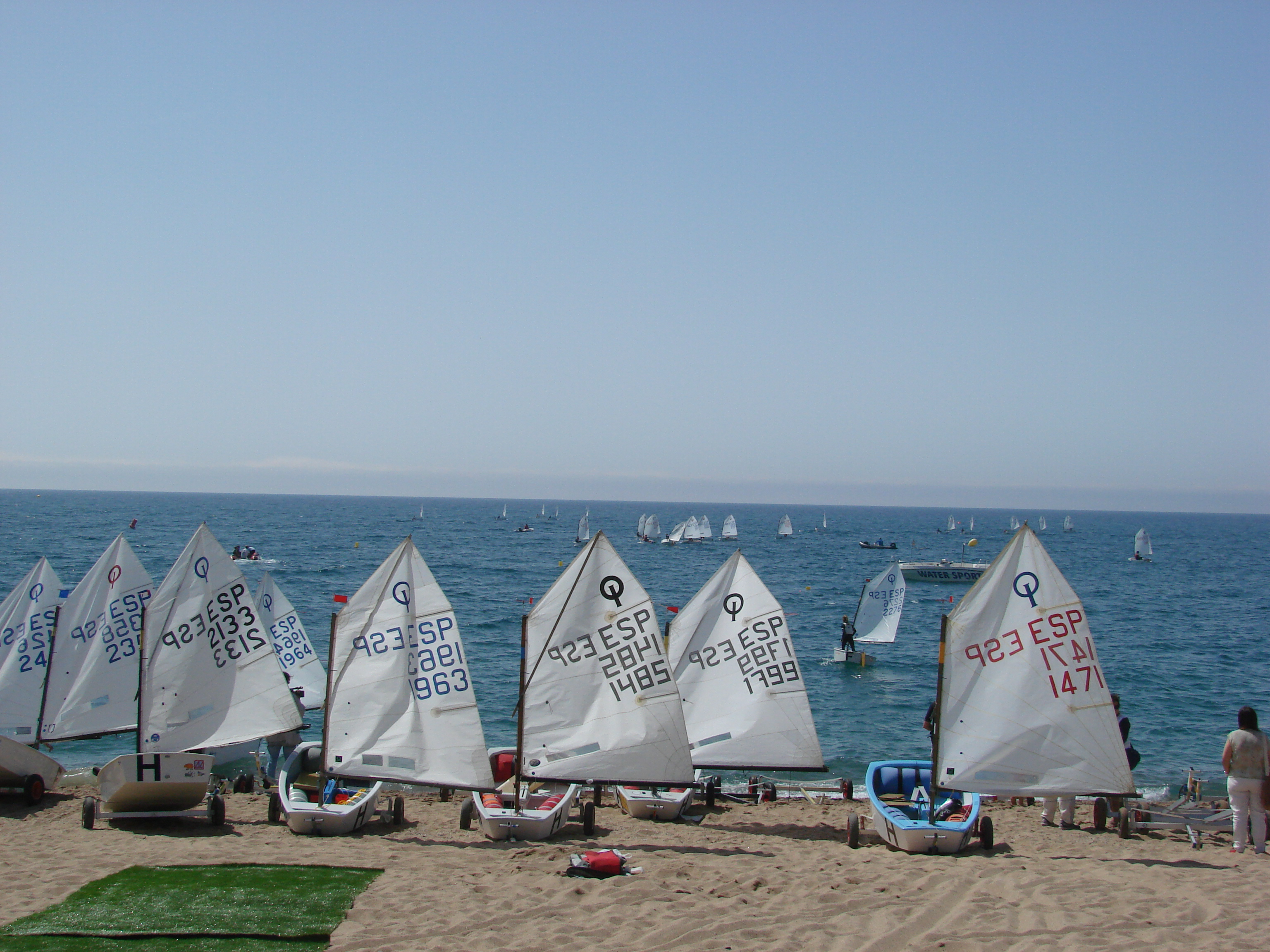 REGATA FRESO / FINAL OPTIMIST MARESMA